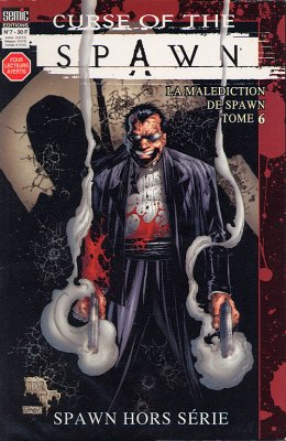 Spawn - Hors série – Curse of the Spawn, T7 : La malédiction de Spawn T6 (0), comics chez Semic de McEllroy, Turner, McFarlane, Miki, Broeker, Nicholas