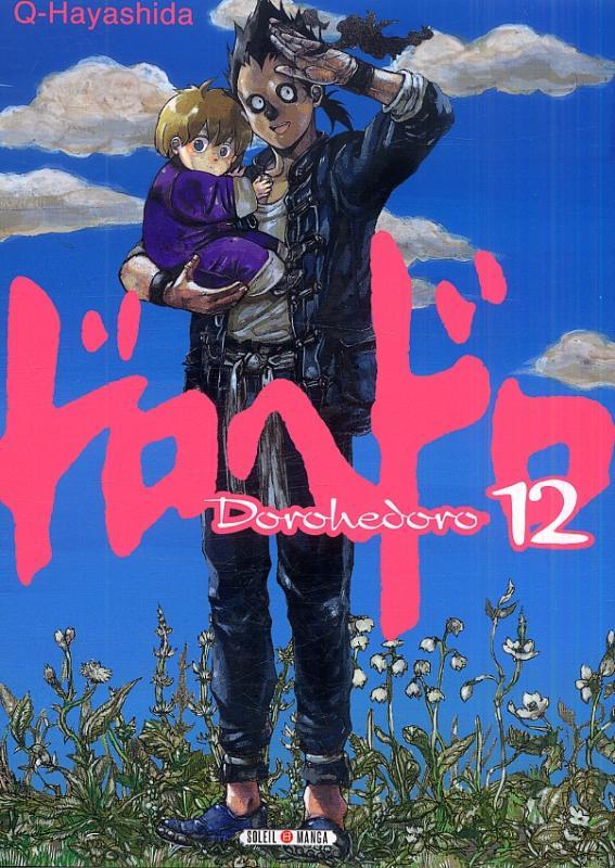 Dorohedoro T12, manga chez Soleil de Hayashida-Q