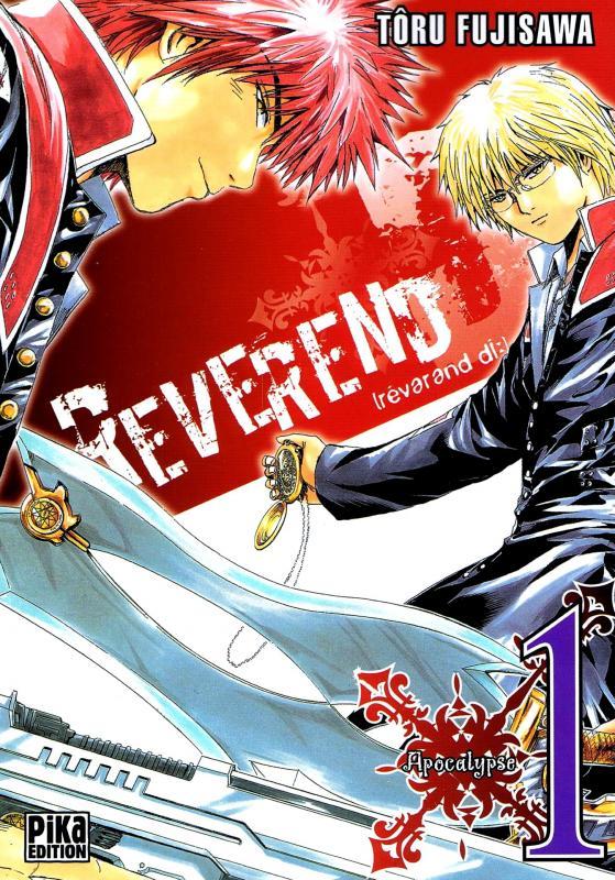 Reverend D T1 : Apocalypse (0), manga chez Pika de Fujisawa
