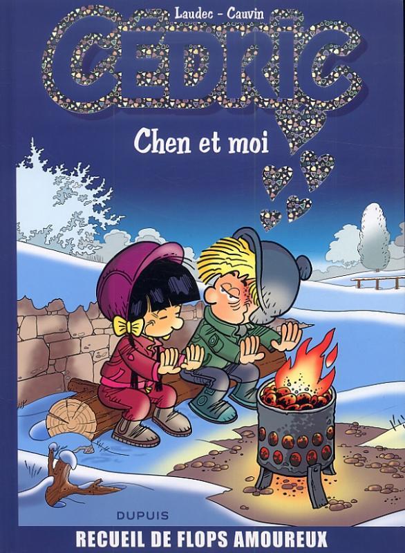 Cédric - Best of T5 : Chen et moi (0), bd chez Dupuis de Cauvin, Laudec, Léonardo