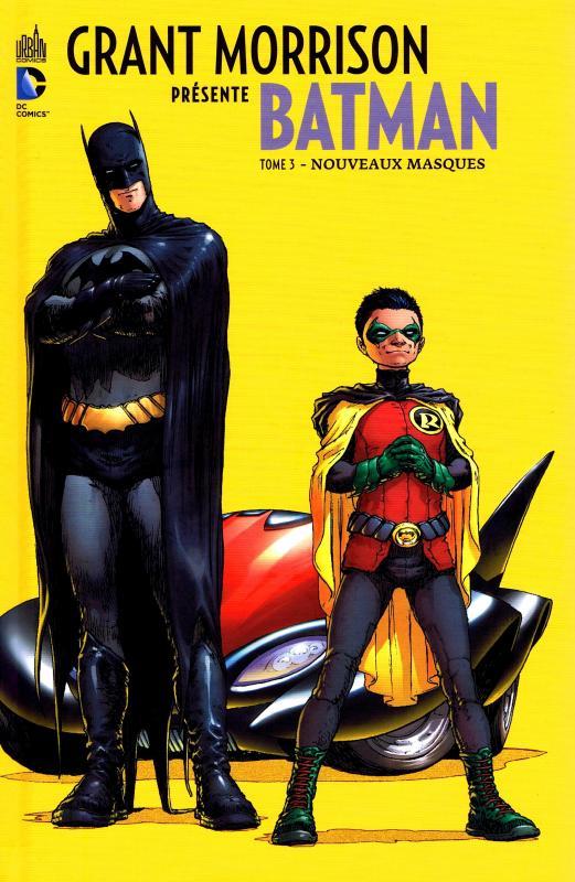 Grant Morrison présente Batman T3 : Nouveaux masques (0), comics chez Urban Comics de Morrison, Tan, Mahnke, Quitely, Jones, Stewart, Pantazis, Sinclair