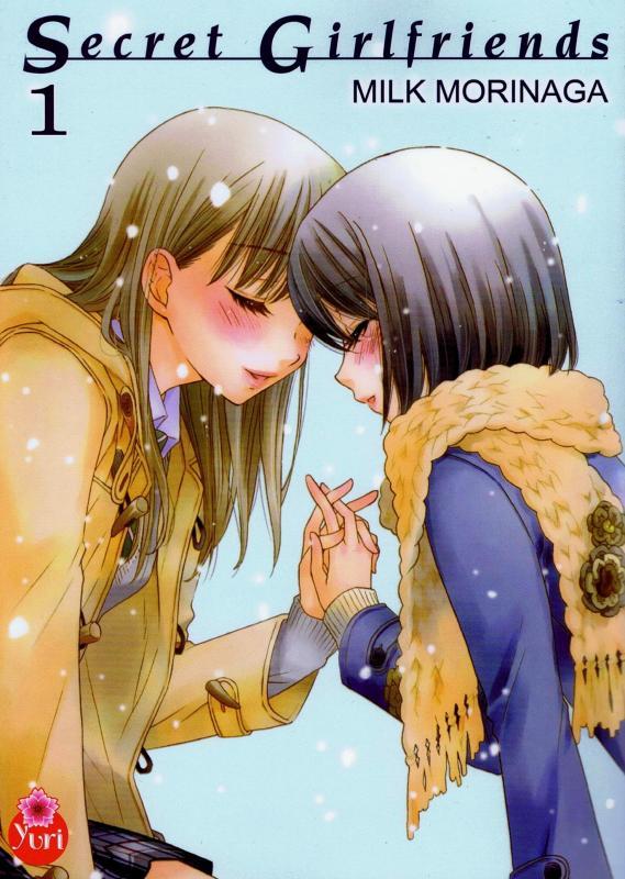 Secret girlfriends  T1, manga chez Taïfu comics de Morinaga