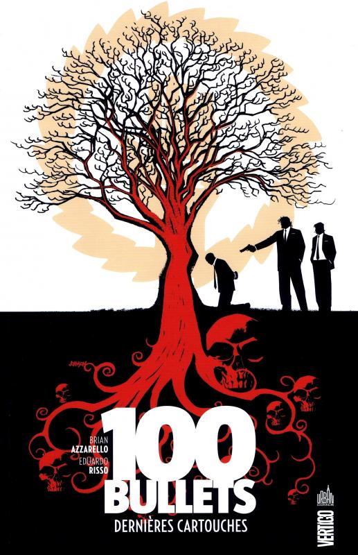 100 Bullets – Edition Softcover, T17 : Dernières cartouches (0), comics chez Urban Comics de Azzarello, Risso, Mulvihill, Johnson