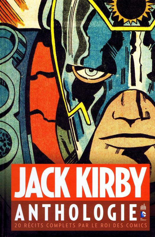 Jack Kirby Anthologie, comics chez Urban Comics de Kirby, Herron, Simon