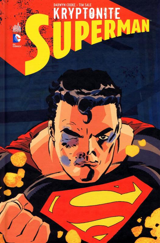 Superman - Kryptonite, comics chez Urban Comics de Cooke, Sale, Stewart