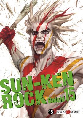 Sun-Ken Rock – Edition simple, T15, manga chez Bamboo de Boichi