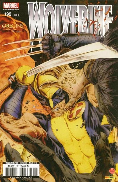 Wolverine (revue) – Revue V 1, T199 : Virage mortel (0), comics chez Panini Comics de Klark, Way, Das Pastoras, Eaton, Troy, Braithwaite
