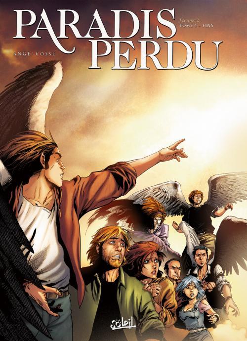 Paradis perdu - Psaume 2 T4 : Fins (0), bd chez Soleil de Ange, Cossu, Paitreau