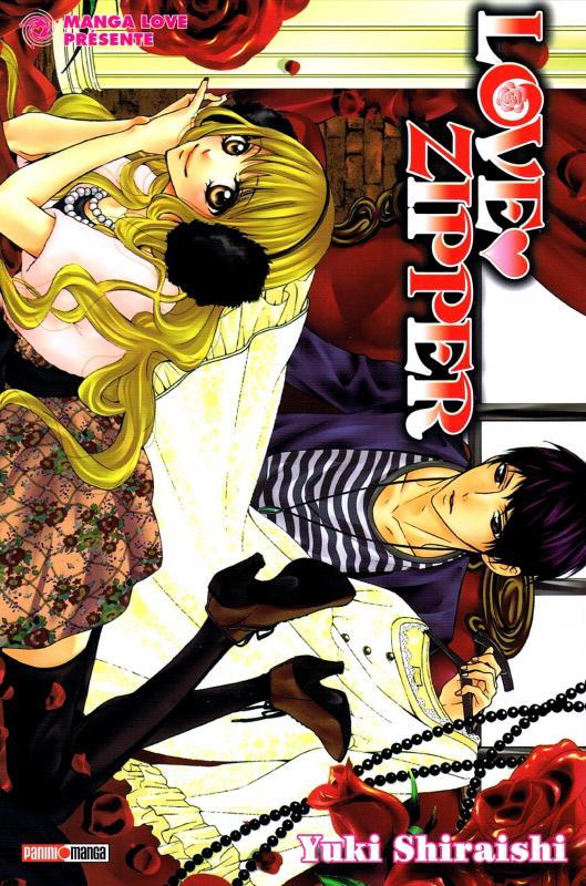 Love zipper, manga chez Panini Comics de Shiraishi