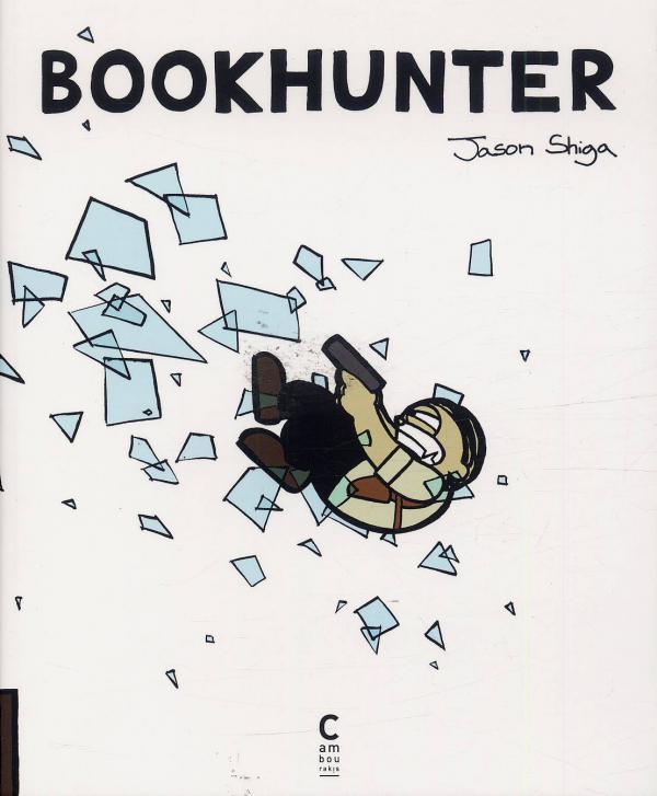 Bookhunter, comics chez Cambourakis de Shiga