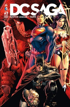 DC Saga T7, comics chez Urban Comics de Manapul, Green, Buccellato, Johns, Giffen, Jurgens, Johnson, Lee, Reis, Ha, Asrar, Rocafort, Merino, Prado, d' Anda, Williams, Blond, Horie, Horie, Lyon, Eltaeb, Sinclair, McCaig, Reis