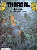 Thorgal T16 : Louve (0), bd chez Le Lombard de Van Hamme, Rosinski