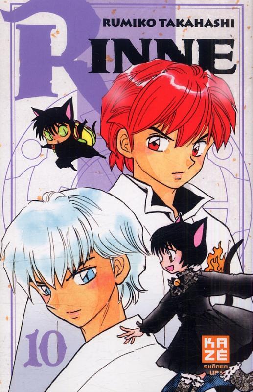 Rinne T10, manga chez Kazé manga de Takahashi