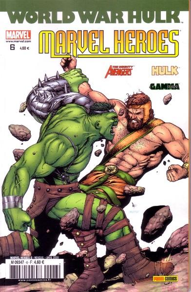 Marvel Heroes – Revue V 2, T6 : Les chasseurs (0), comics chez Panini Comics de Bendis, Pak, Tieri, Kirk, Frank, Ferreira, Cho, Quintana, Keith, Sotomayor, Baumann