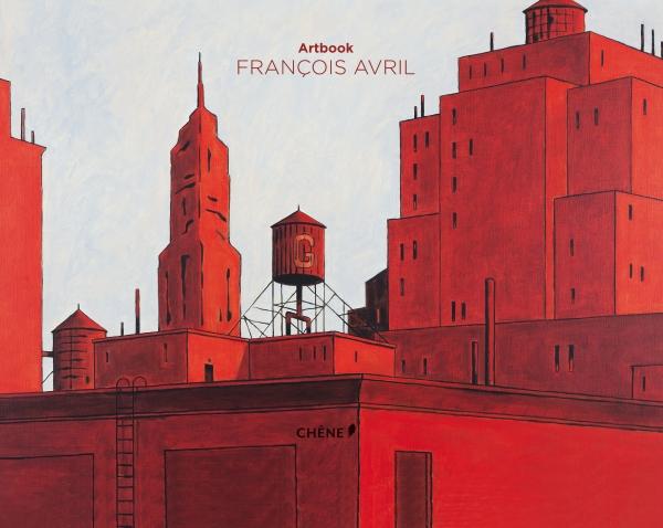 Artbook : François Avril (0), bd chez Chêne de Avril