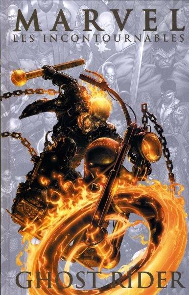 Marvel - Les incontournables T10 : Ghost Rider (0), comics chez Panini Comics de Ennis, Crain