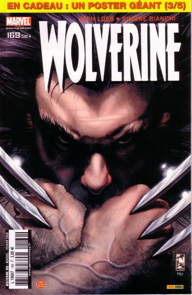 Wolverine (revue) – Revue V 1, T169 : Et si Wolverine... (0), comics chez Panini Comics de Loeb, Robinson, Di Giandomenico, Bianchi, d' Armata, Peruzzi