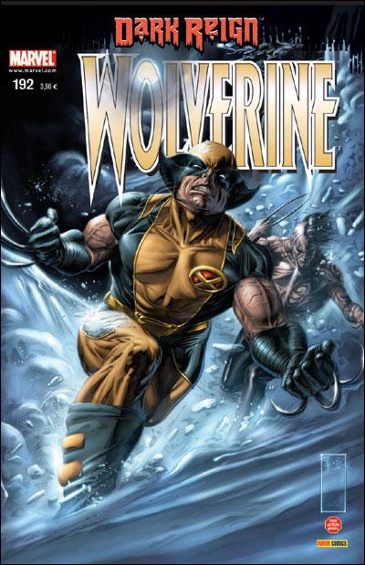 Wolverine (revue) – Revue V 1, T192 : L'arme XI (1) (0), comics chez Panini Comics de Way, Braithwaite, Troy, Lyon