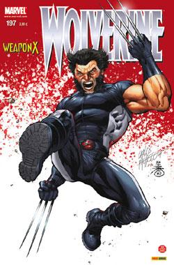 Wolverine (revue) – Revue V 1, T197 : Les hommes d'adamantium (3) (0), comics chez Panini Comics de Way, Aaron, Eaton, Garney, Troy, Keith, Pacheco