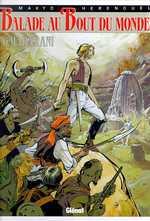 Balade au bout du monde – cycle 2, T8 : Maharani (0), bd chez Glénat de Makyo, Hérenguel