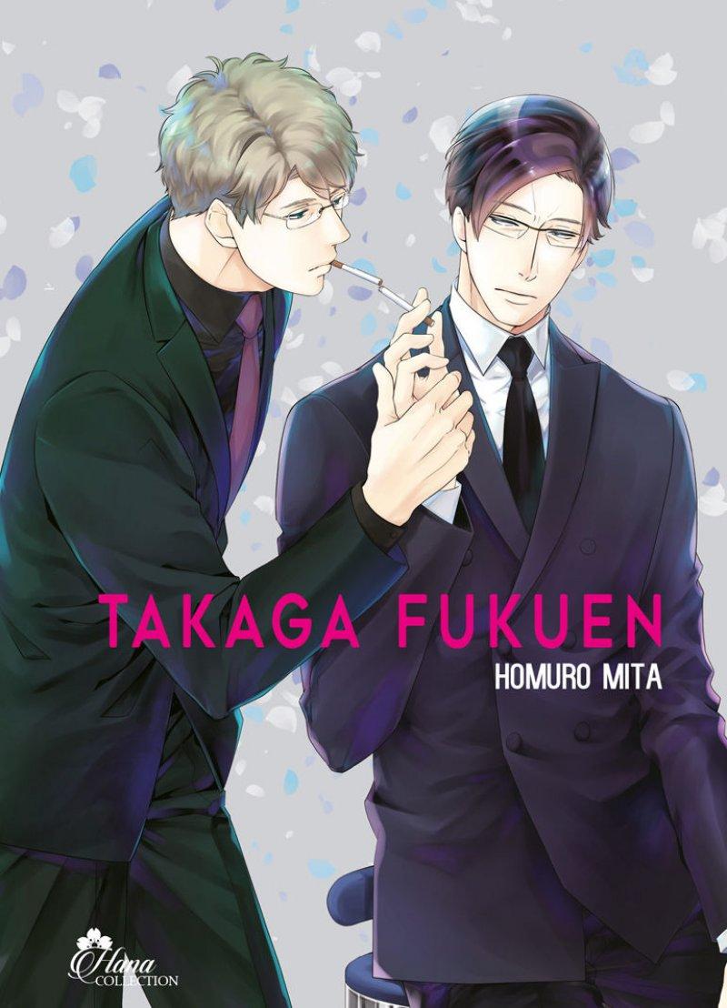 Takaga fukuen, manga chez Boy's Love IDP de Mita