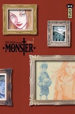 Monster - Edition deluxe T2, manga chez Kana de Urasawa