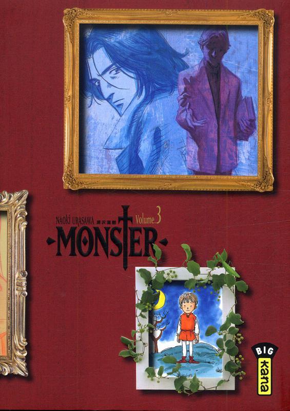 Monster - Edition deluxe T3, manga chez Kana de Urasawa