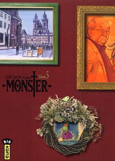 Monster - Edition deluxe T5, manga chez Kana de Urasawa