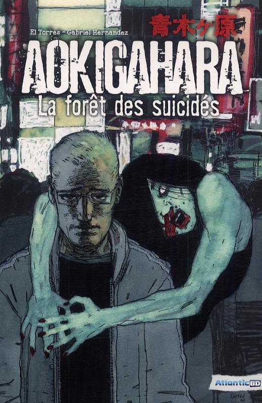 Aokigahara : La forêt des suicidés (0), comics chez Atlantic de El Torres, Hernandez Walta