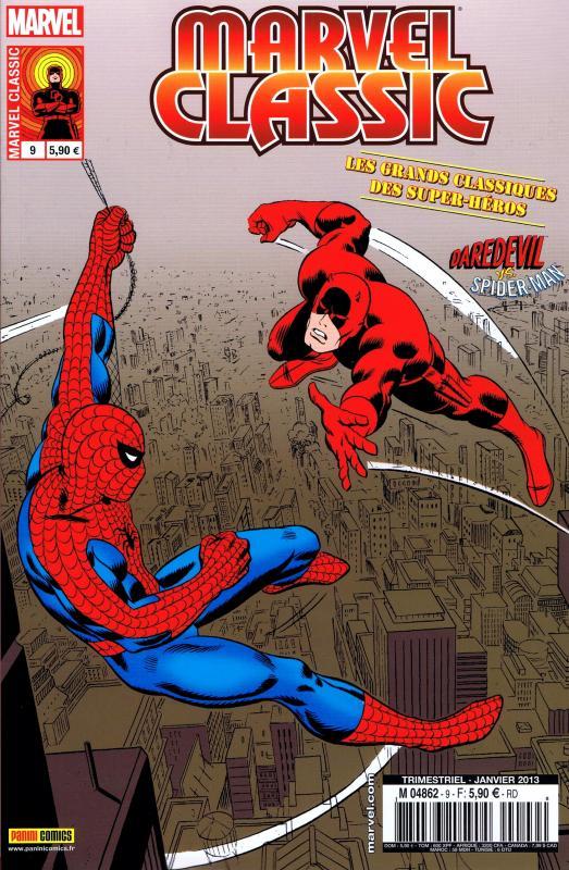 Marvel Classic – V 1, T9 : Au royaume des aveugles... ! (0), comics chez Panini Comics de Lee, Everett, Romita Sr