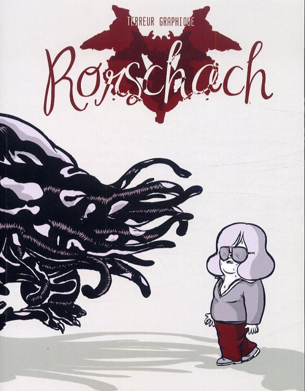 Rorschach, bd chez 6 pieds sous terre de Terreur Graphique
