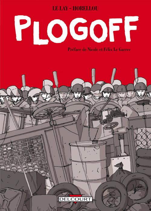 Plogoff, bd chez Delcourt de le Lay, Horellou