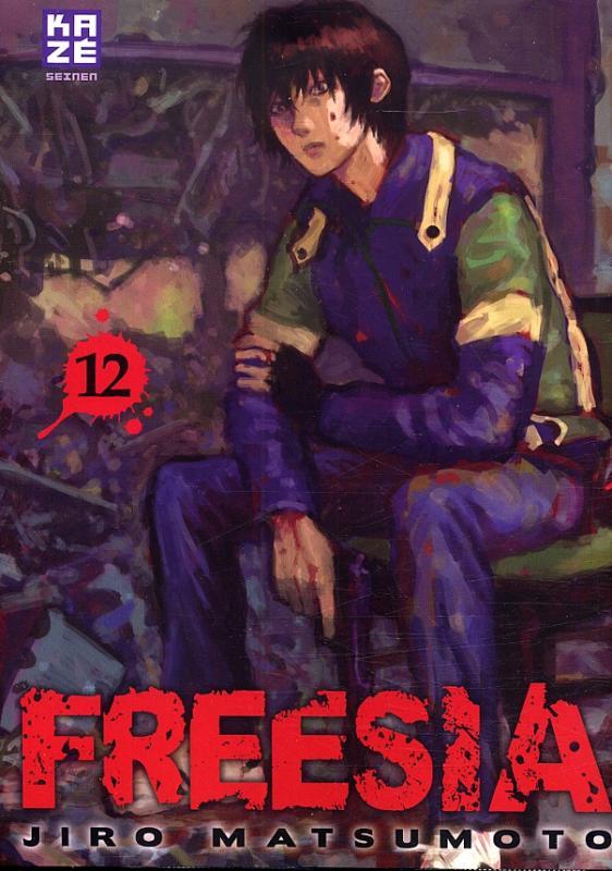 Freesia T12, manga chez Kazé manga de Matsumoto