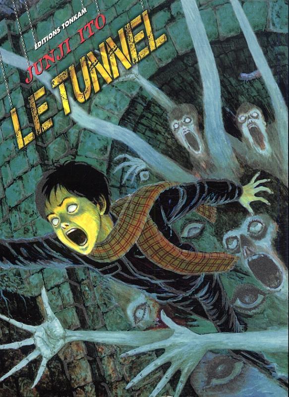 Le tunnel, manga chez Tonkam de Ito