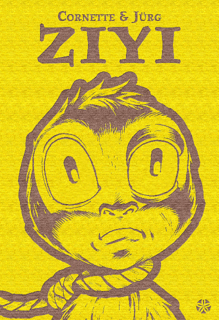 Ziyi, bd chez Scutella Editions de Cornette, Jürg