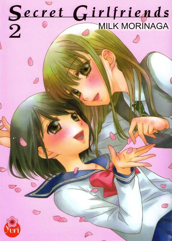 Secret girlfriends  T2, manga chez Taïfu comics de Morinaga