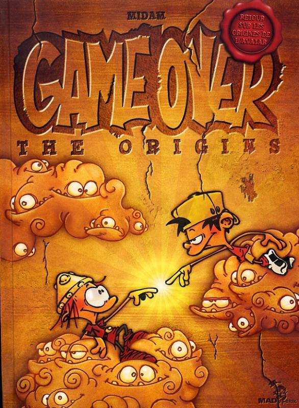 Game Over : The origins (0), bd chez Mad Fabrik de Midam, Angèle, Feuillat