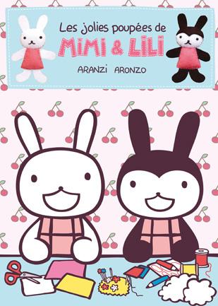 Les Jolies poupées de Mimi & Lili, manga chez IMHO de Aranzi Aronzo, Yomura, Saito
