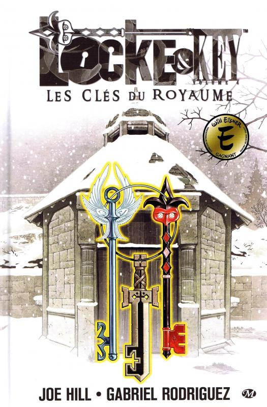 Locke & Key T4 : Les clés du royaume (0), comics chez Hi Comics de Joe Hill, Rodriguez, Fotos