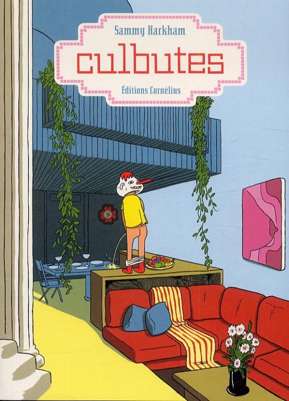 Culbutes, comics chez Cornelius de Harkham