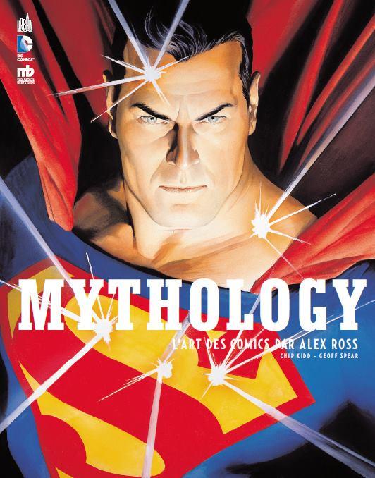 Mythology : L'art des comics par Alex Ross (0), comics chez Urban Comics de Kidd, Spear, Ross
