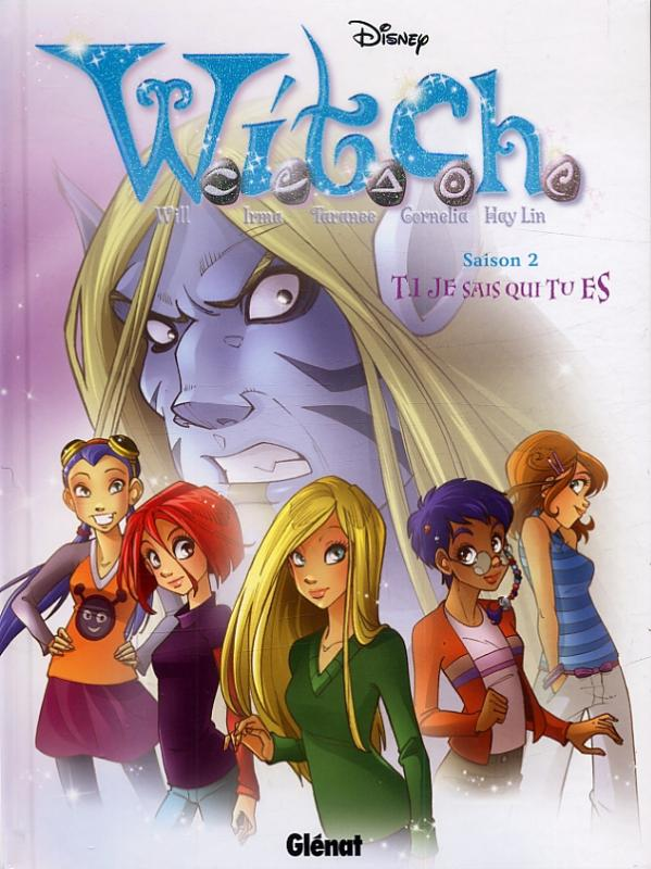 Witch – Saison 2, T1 : Je sais qui tu es (0), bd chez Glénat de Collectif