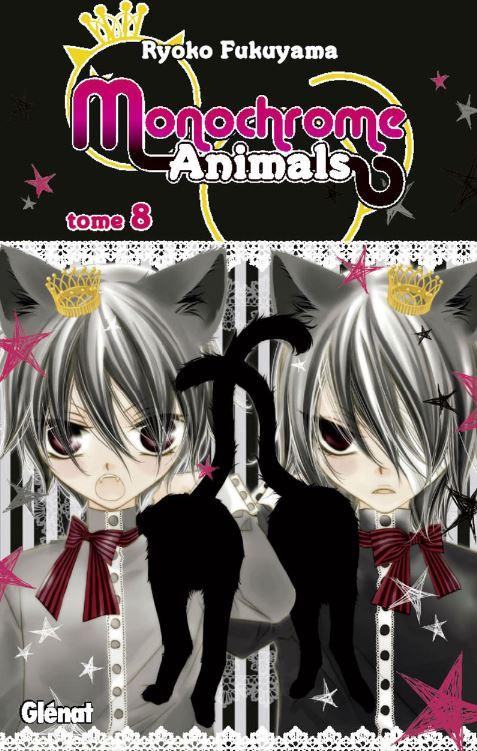Monochrome animals T8, manga chez Glénat de Fukuyama