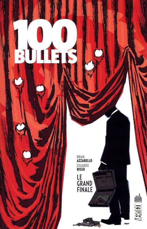 100 Bullets – Edition Softcover, T18 : Le grand finale (0), comics chez Urban Comics de Azzarello, Risso, Mulvihill, Johnson
