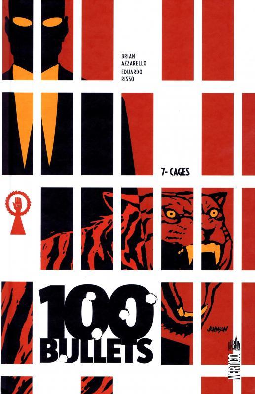 100 Bullets – Edition Hardcover, T7 : Cages (0), comics chez Urban Comics de Azzarello, Risso, Mulvihill, Johnson