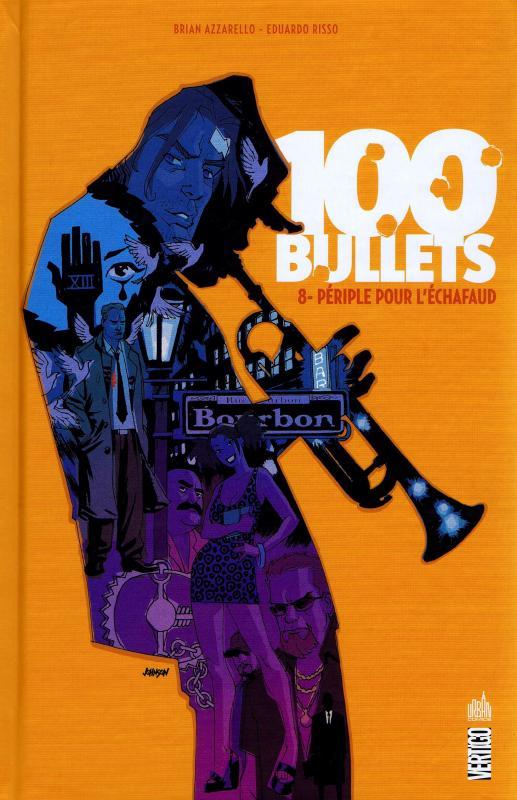 100 Bullets – Edition Hardcover, T8 : Périple pour l'échafaud (0), comics chez Urban Comics de Azzarello, Risso, Mulvihill, Johnson
