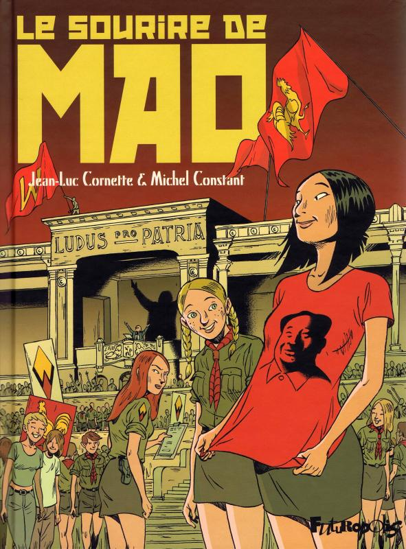 Le Sourire de Mao, bd chez Futuropolis de Cornette, Constant, Constant