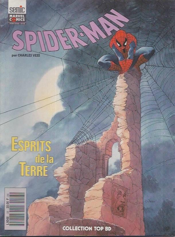 Spider-Man : Esprits de la Terre (0), comics chez Semic de Vess