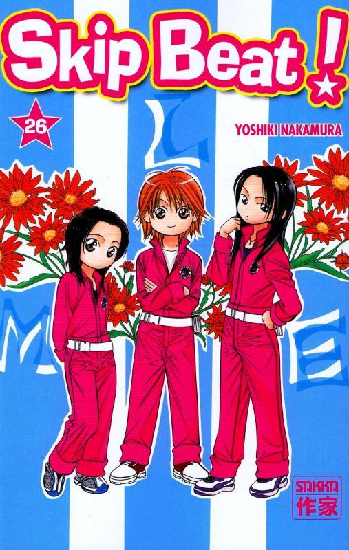 Skip beat ! T26, manga chez Casterman de Nakamura