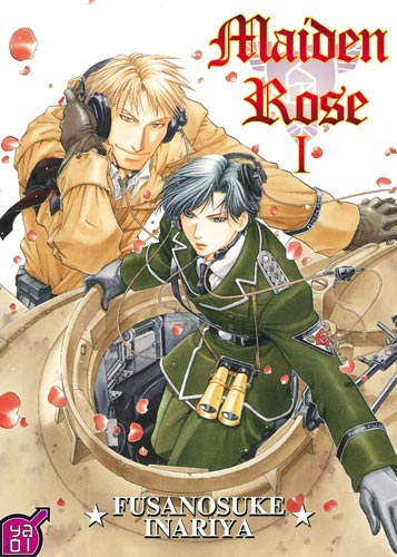 Maiden rose T1, manga chez Taïfu comics de Inariya